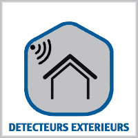 Sir ne ext rieur sans fil for Detecteur presence exterieur sans fil