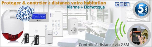 Alarme de maison sans fil meian sur mesure a prix bas for Prix systeme d alarme